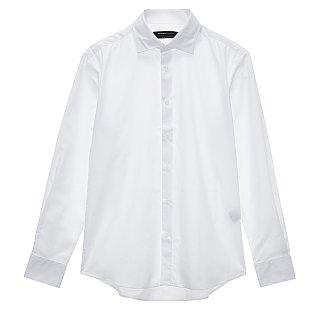 [FORMAL] 와이드 긴소매 셔츠