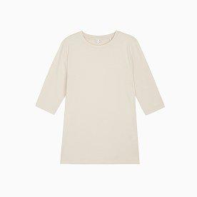 슬림핏 반팔 티셔츠