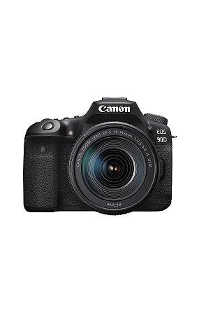 캐논 정품 DSLR 플래그쉽 크롭 렌즈킷 EOS 90D 18-135 IS USM KIT