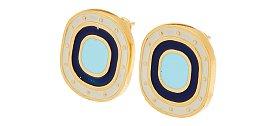 [10 Deco Art] 컬러 포인트 이어링