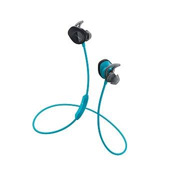 보스 SoundSport Wireless 블루투스 이어폰 헤드셋 아쿠아