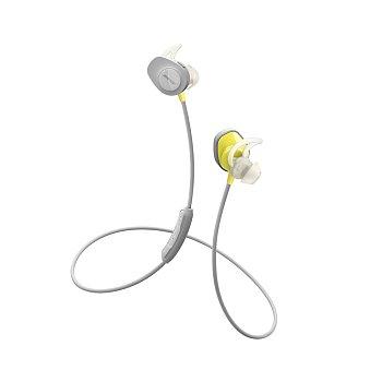 보스 SoundSport Wireless 블루투스 이어폰 헤드셋 시트론