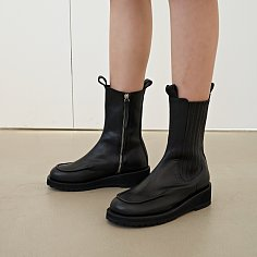 45mm Kendra Rugged Boots (Black)