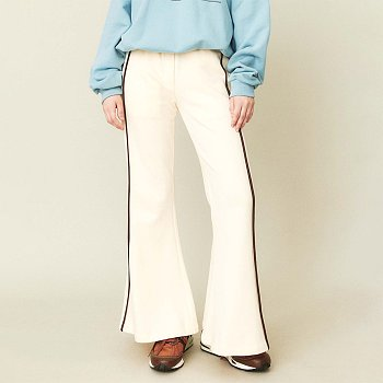 Lounge Flare Pants Butter