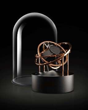 BERNARD FAVRE Planet Double-Axis Gold Ref. 102900