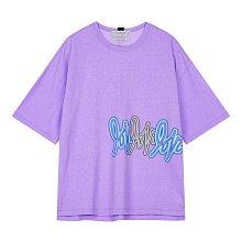 [LOVE] NEON SIGN 피그먼트 반팔 티셔츠