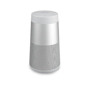 보스 정품 사운드링크 리볼브2 실버 블루투스 스피커