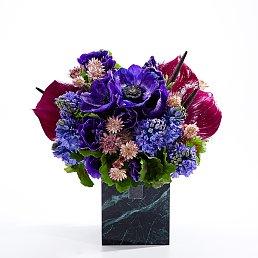 Flower Arrangements (Purple)