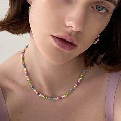 milky bubbles necklace