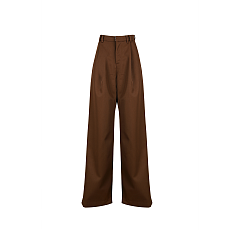 [20FW NEW]Wool-blend Wide Trousers