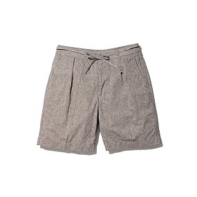 NORAGI Shorts 스노우 피크 노라기 쇼츠 에크로블랙