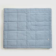 오가닉 코튼 60수 양면 패드_K_인디 블루