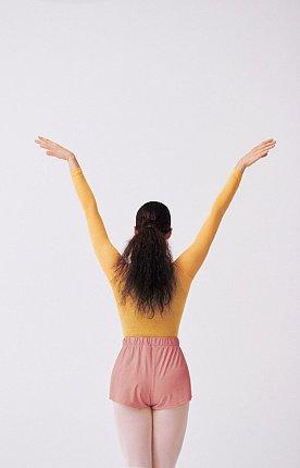 PEACH PINK DANCE/RG SHORTY