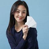 매일 편한 KF94 보건용 마스크 50P_대형(흰색)