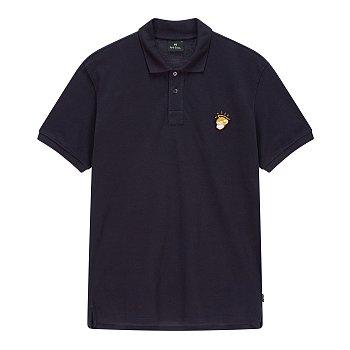 [PS PAUL SMITH] 몽키 자수 피케 티셔츠