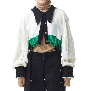 Short Moss Jacket