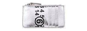 [MM6] 글로시 로고 그래픽 카드 홀더 지갑