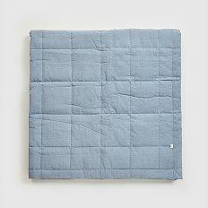 오가닉 코튼 60수 양면 패드_SS_인디 블루