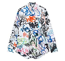 [Vetements] 그래피티 프린트 셔츠