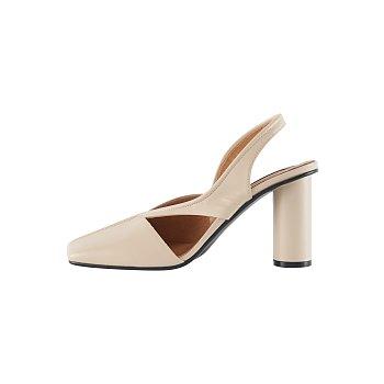 RM3-SH017 / Piping Side Cut Heels