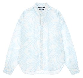 [Jacquemus] 프린트 코튼 셔츠 (남성)