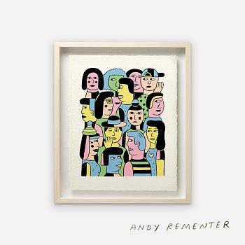앤디리멘터 Andy Rementer, Rush Hour