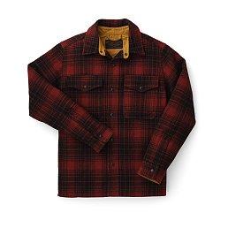 Mackinaw Jac shirt (Oxblood Black) 필슨 맥키노 잭 셔츠