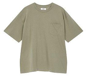 베이직 포켓 티셔츠
