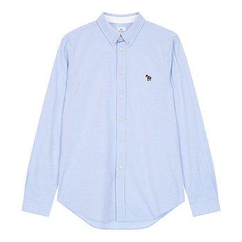 [PS PAUL SMITH] 지브라 패치 버튼다운 셔츠