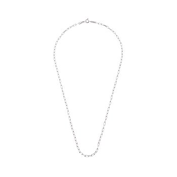 1930 Chain Link Necklace_SILVER