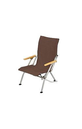 Low Beach Chair 스노우 피크 로우 체어 30 브라운