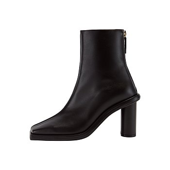 RM4-SH045 / Front Piping Ankle Boots