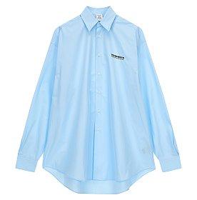 [Vetements] 로고 자수 셔츠