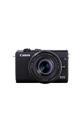 캐논 정품 미러리스 렌즈킷 EOS M200 (Black) 15-45 KIT