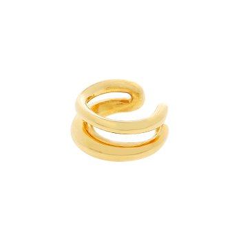 [진세연 착용] BONBON Double Ear Cuff_GOLD