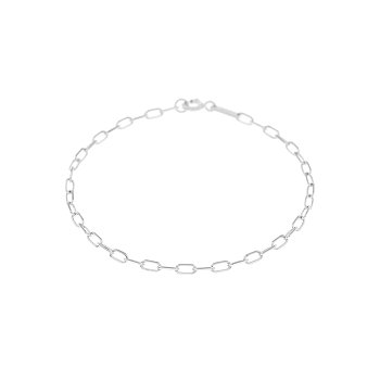 1930 Chain Link Bracelet_SILVER