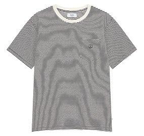 [ESSENTIAL] 스트라이프 포켓 티셔츠