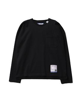 [Mihara Yasuhiro Instrumental] 헤비웨이트 롱슬리브 티셔츠 (남성)