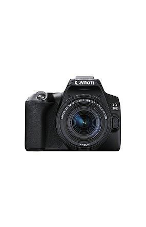 캐논 정품 DSLR 렌즈킷 EOS 200D II 18-55 KIT (Black)