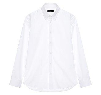 [FORMAL] 평직 레귤러 셔츠